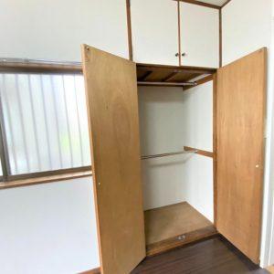 画像:1階洋室収納2