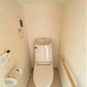 画像:3階トイレ