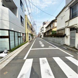 画像:前面道路①