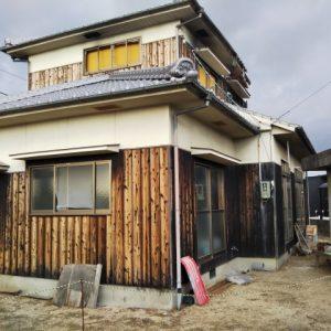 画像:古い家