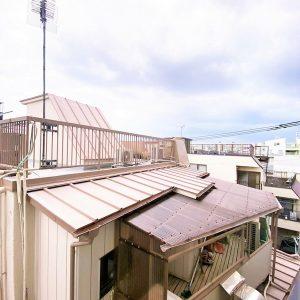 画像:寝室からの眺望2