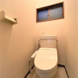 画像:2階トイレ
