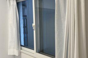 画像:寝室窓