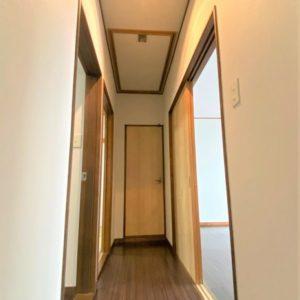 画像:2階廊下