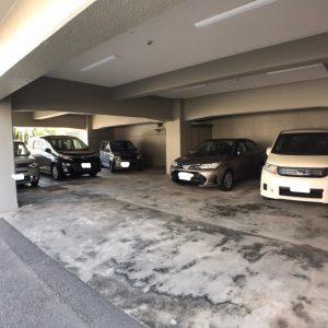 画像:駐車場