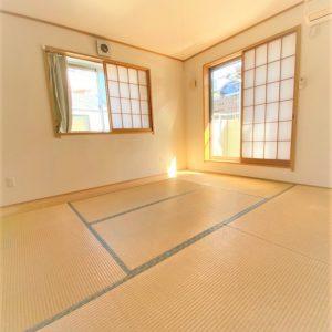 画像:2階和室