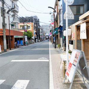 画像:前面道路②