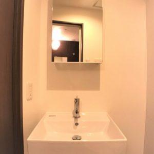 画像:独立洗面台