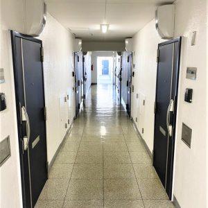画像:内廊下