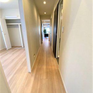 画像:居室内廊下